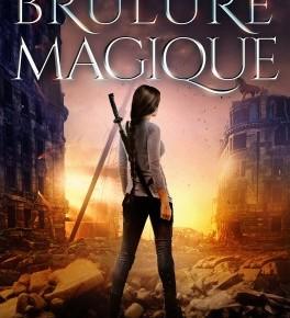 Brûlure magique d'IlonaAndrews